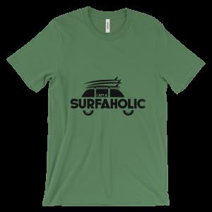 I AM A SURFAHOLIC - T - Shirt